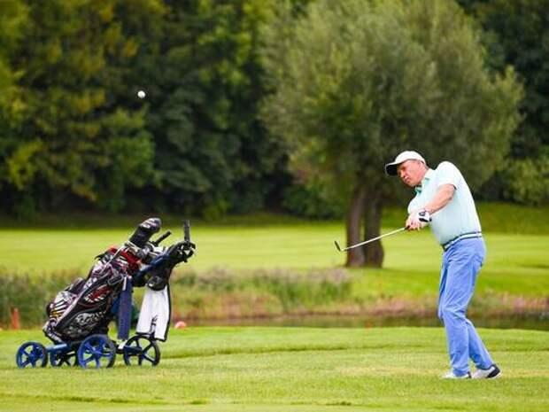 Федерация гольфа Москвы назвала даты проведения турниров
