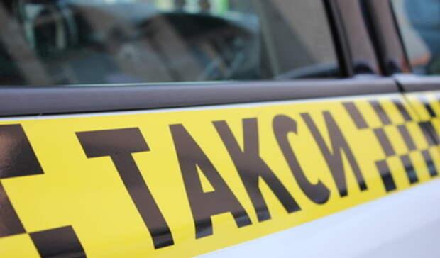 17-летний пассажир такси пострадал вДТП вЕкатеринбурге
