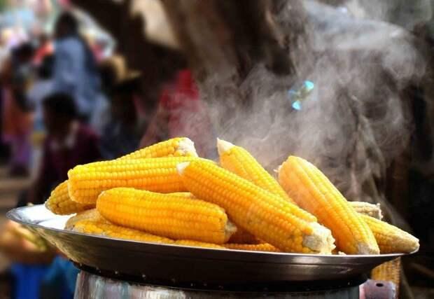 Летний рецепт по приготовлению вкуснейшей кукурузы