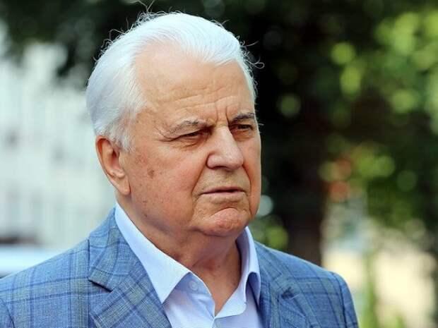 Кравчук заявил, что Ельцин показывал документ, в котором Украина значилась в числе стратегических интересов России