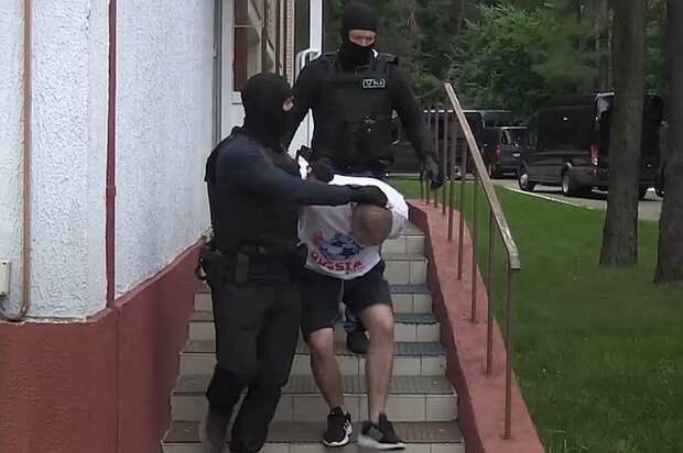 Зеленский и Лукашенко обсудили экстрадицию задержанных под Минском россиян