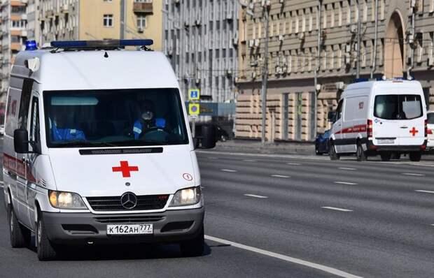 Водитель, нарушивший карантин, задержан на Алабяна Фото: mos.ru