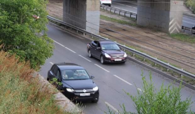 Основные дороги Казани пообещали привести в порядок до конца недели