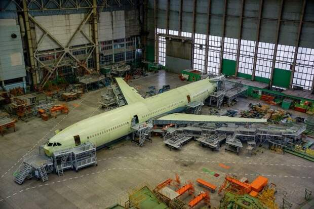 Каким будет воздушный командный пункт Ил-96ВКП