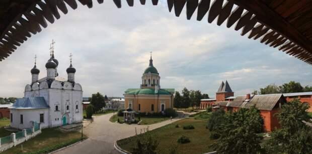 Путешествия по Подмосковью. Зарайск - древний русский город-крепость