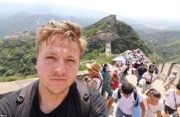 Британец посетил семь чудес света за семь дней