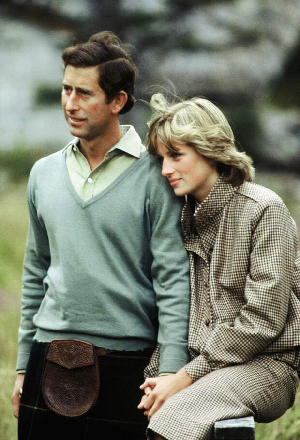 Принцесса Диана считала, что принц Чарльз готовит покушение на нее