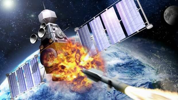 Ракета-убийца спутников заставила США понервничать
