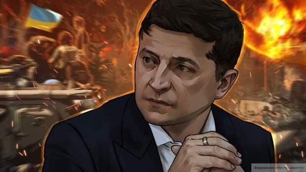 """Призрак войны """"трех восьмерок"""" вынуждает Киев делать парадоксальные заявления"""