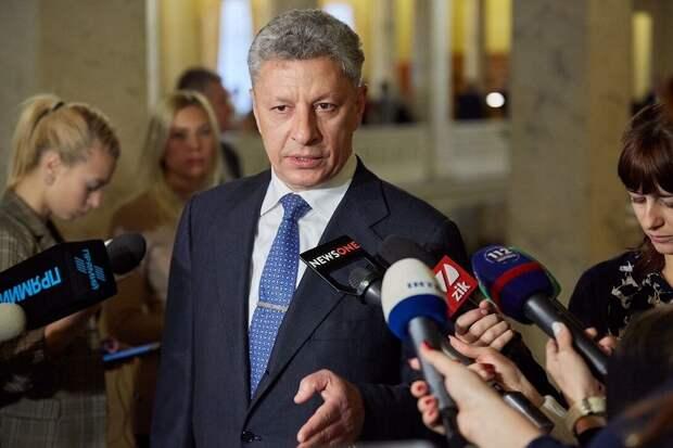 Бойко возложил вину за расстрел автобуса под Харьковом на Зеленского