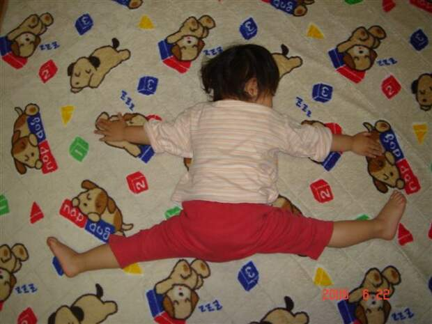 Сила сна - подборка смешных фото