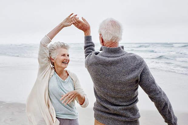 Полезные привычки для долголетия