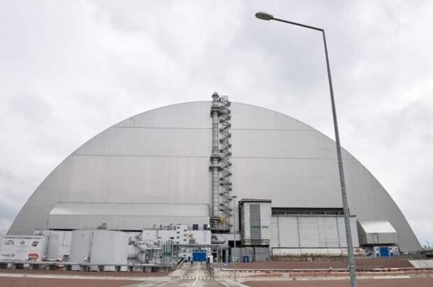 Украина рассекретила документы об аварии на ЧАЭС