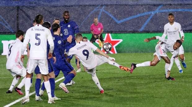Бензема сравнялся с Раулем по голам в Лиге чемпионов. Больше забили только 3 футболиста