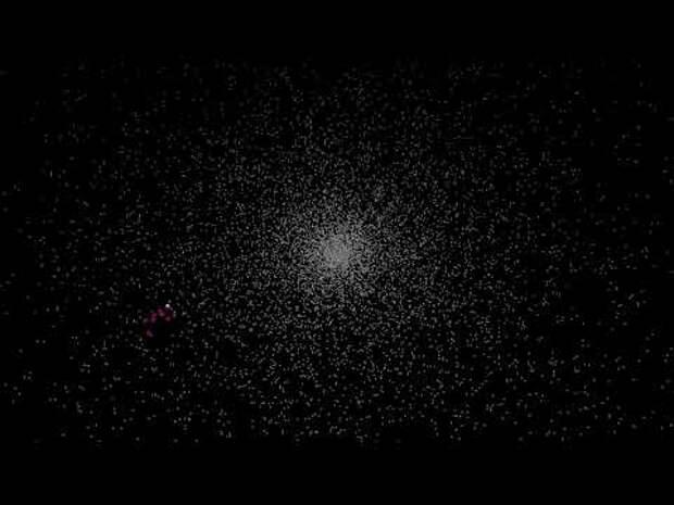 Симуляция показала, что умеренно развитые инопланетяне способны легко захватить галактику, подобную Млечному пути
