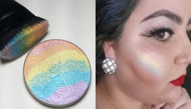 «Поцелуй радуги»: самая странная новинка косметики за последнее время