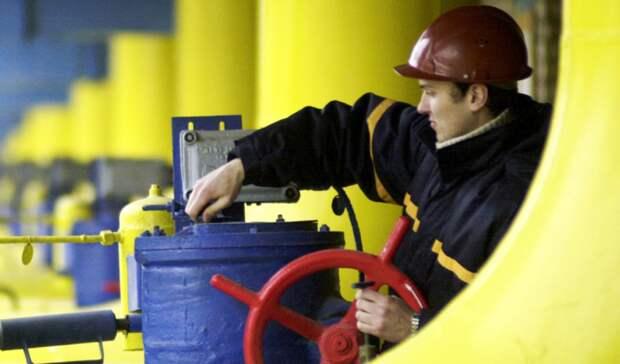 81% мощностей потранзиту газа через Украину использовал «Газпром»