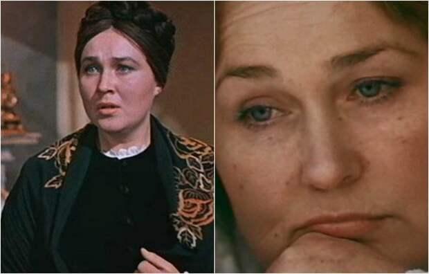 Советская и украинская актриса театра и кино, заслуженная артистка Украины, обрела настоящую славу после главной роли в легендарном советском фильме «Свадьба в Малиновке».