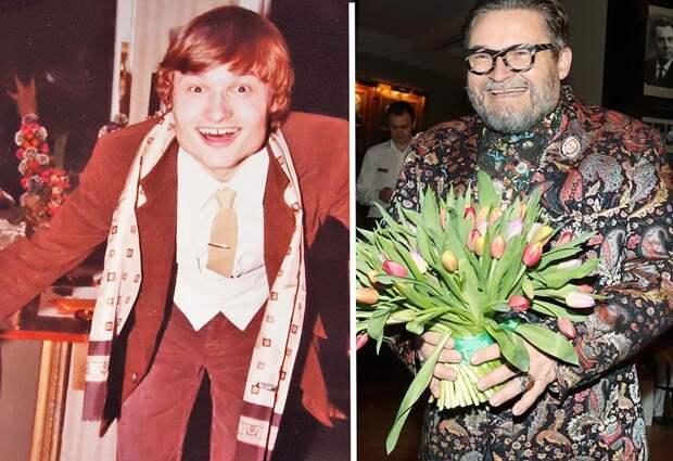 Посмотрите каким красавчиком Васильев был в молодые годы