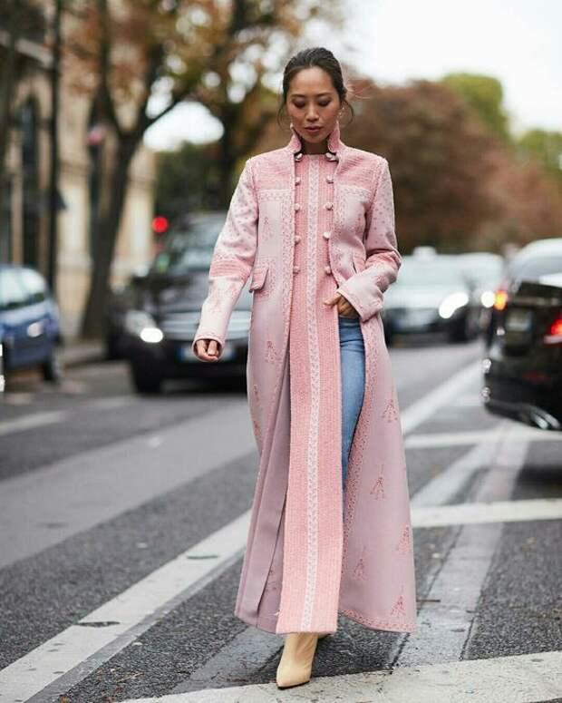 26 необычных пальто