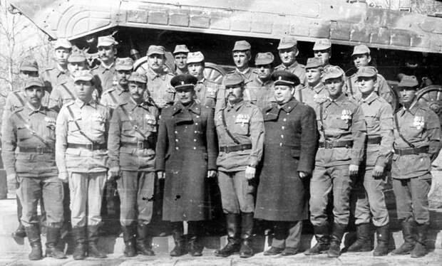 Генерал Чечулин: мы на границе – ни шагу назад!