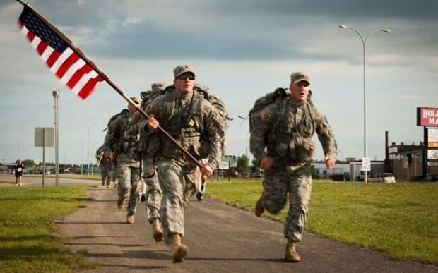 """""""Лишь шапками могут закидать"""" Как американские солдаты относятся к армии России"""