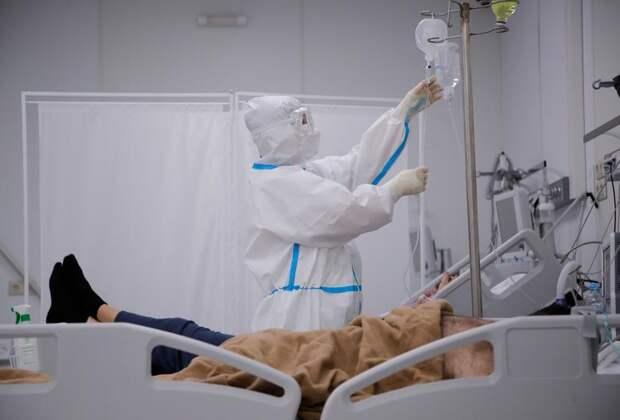 О шокирующих масштабах эпидемии CoVID-19 в Москве