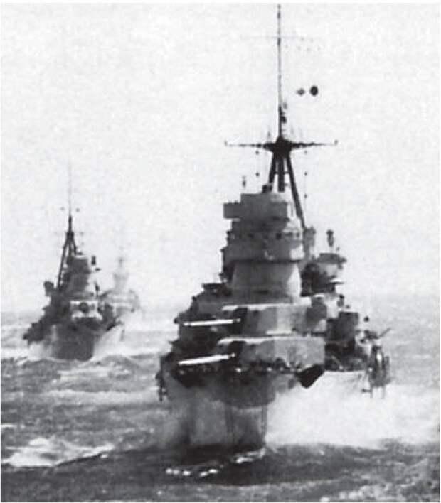 Боевые корабли. На пути к совершенству (окончание)