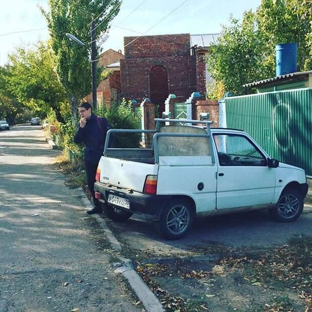 Русский автопром - это поле для творчеста автопром, первая любовь, россия
