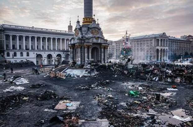 Украина: эффект лемминга