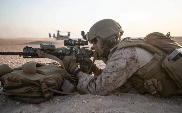 Курдское командование назвало причину, по которой войска США останутся в Сирии