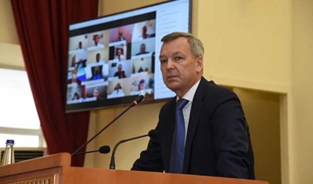 Больше Путина заработал за 2020 год сенатор от Ростовской области Яцкин