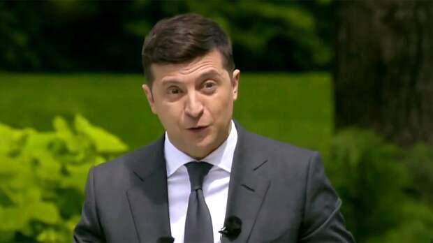 Украина: перед нами все тот же Порошенко в маске «Зе»