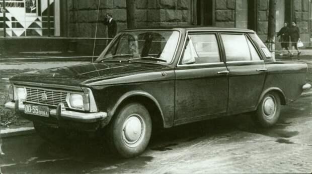 Москвич-2141 (прототип 3-5) декабрь 1968 авто, автомобили, азлк, олдтаймер, ретро авто, советские автомобили