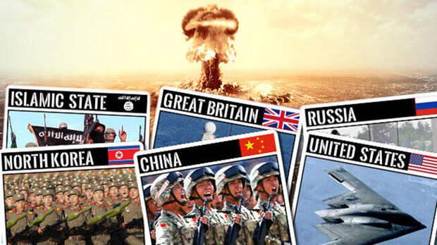 «Ядерная деликатность» как язык общения с Западом. Дмитрий Евстафьев
