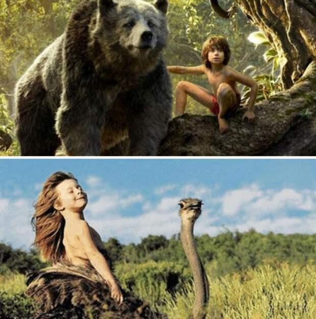 Реальные истории Маугли. Дети, воспитанные животными
