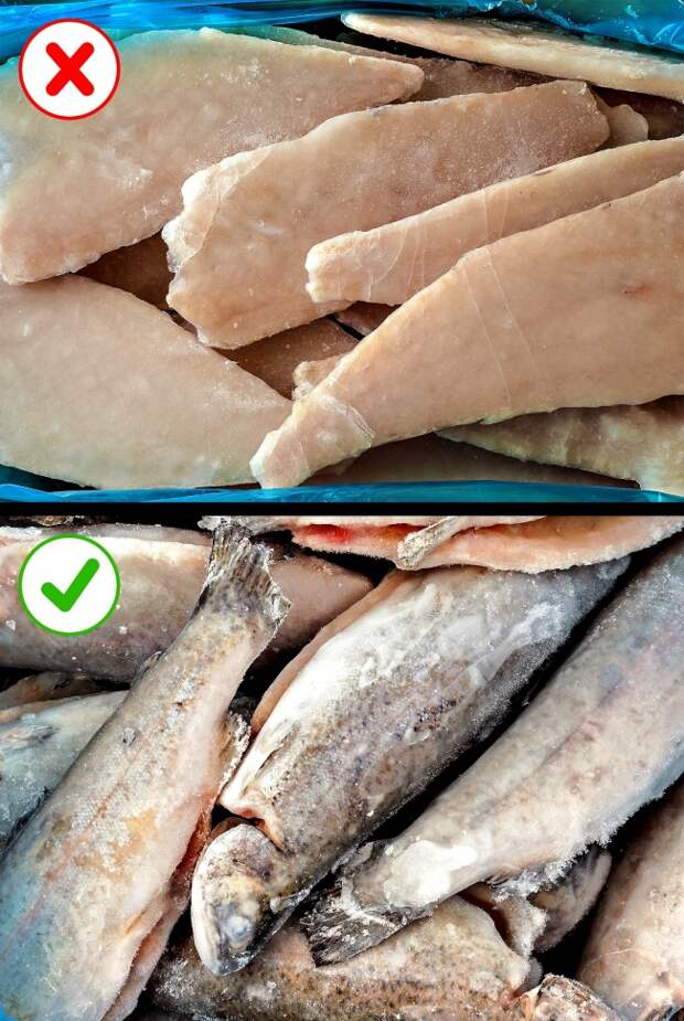 Какую замороженную рыбу не стоит есть: 8 советов для выбора полезного продукта