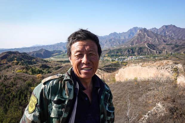 Неужели Великая Китайская Стена - новодел?!