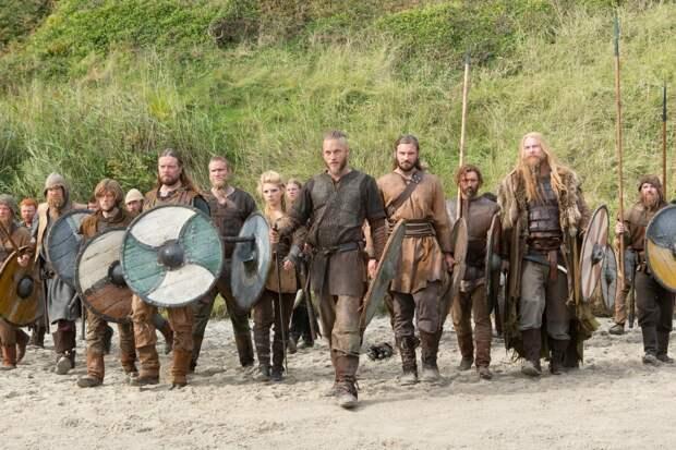 Викинги и путь викингов на Восток через Древнюю Русь. Наследие викингов (2 статьи)