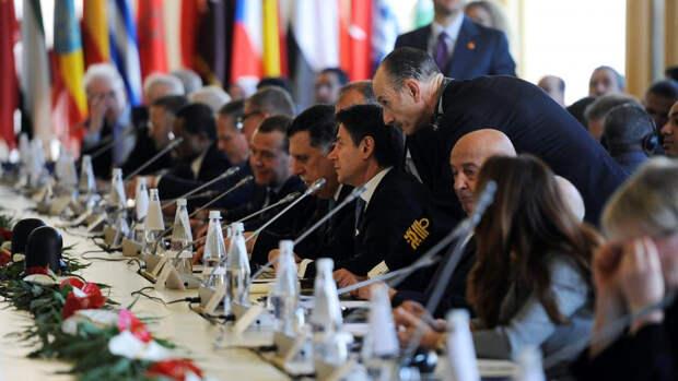 Политика: Эксперты считают берлинскую встречу по Ливии менее значимой