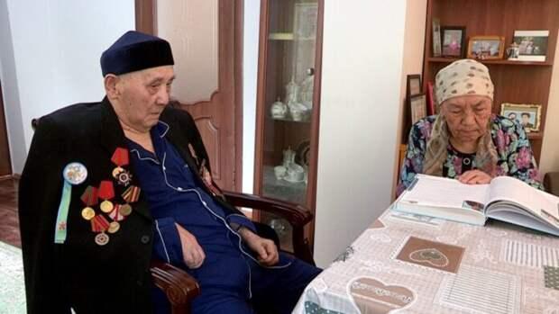 Жизненный путь скромного фронтовика Сарсена Абдинурова