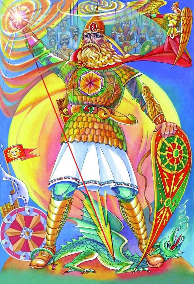 Праздники древних славян: Перунова стреча