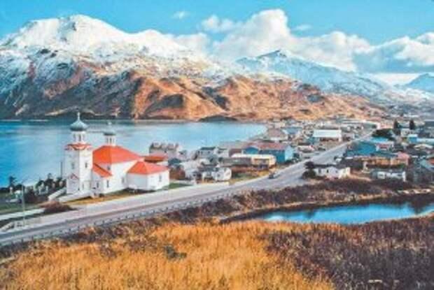 Наши на Аляске (В Америке до сих пор сохранилось село, где говорят по-русски)