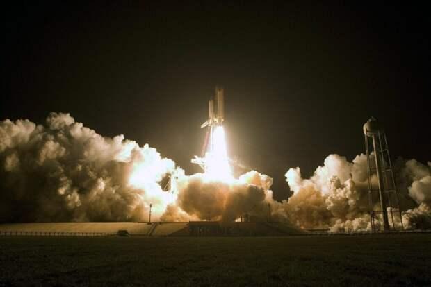 Американская ракета Alpha взорвалась сразу после старта
