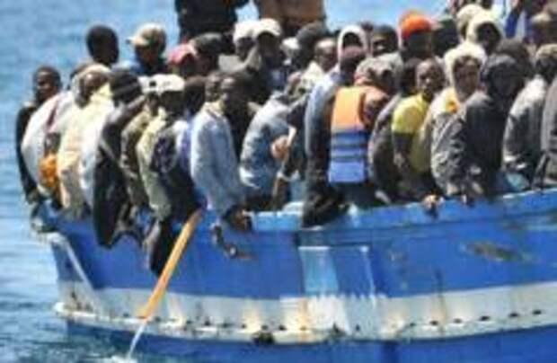 Италия отказалась принять мигрантов
