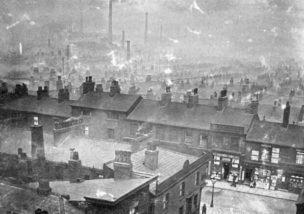 Как повлияла промышленная революция на дизайн городов