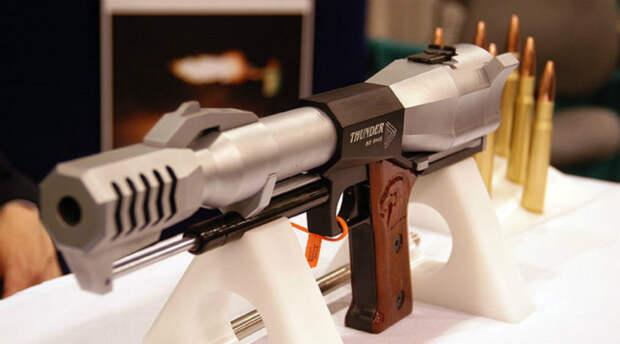 Самые мощные пистолеты мира
