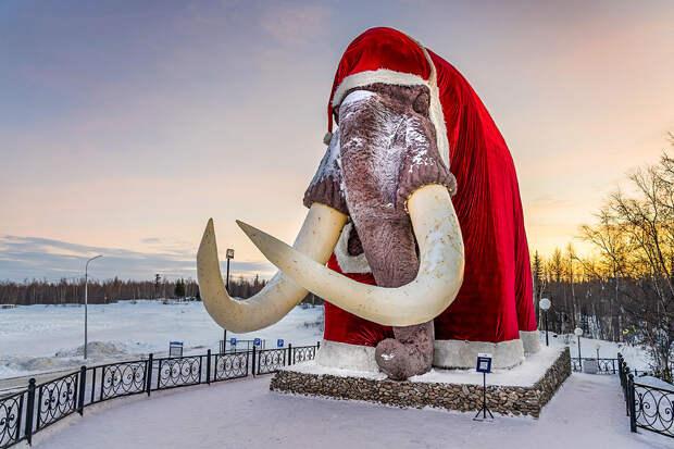 Праздничные огни России: как украсили кНовому Году российские города