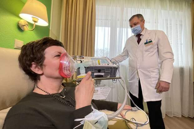 В санаториях предложили методику ускоренной реабилитации после COVID-19
