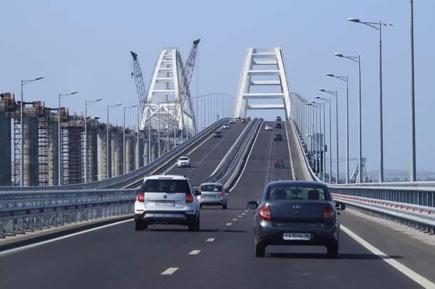 Происходящее на Крымском мосту вызвало у украинцев жуткую панику